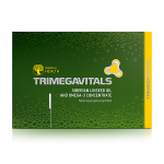 Food supplement Trimegavitals. Siberian linseed oil and omega-3 concentrate, 30 capsules 500062